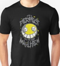 Perfect Day for Mayhem (Alternate) Unisex T-Shirt