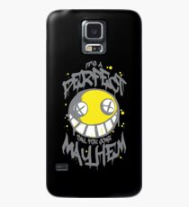 Perfect Day for Mayhem (Alternate) Case/Skin for Samsung Galaxy