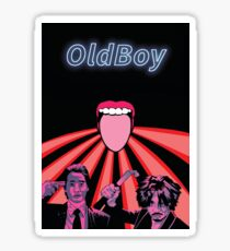 Oldboy  Sticker
