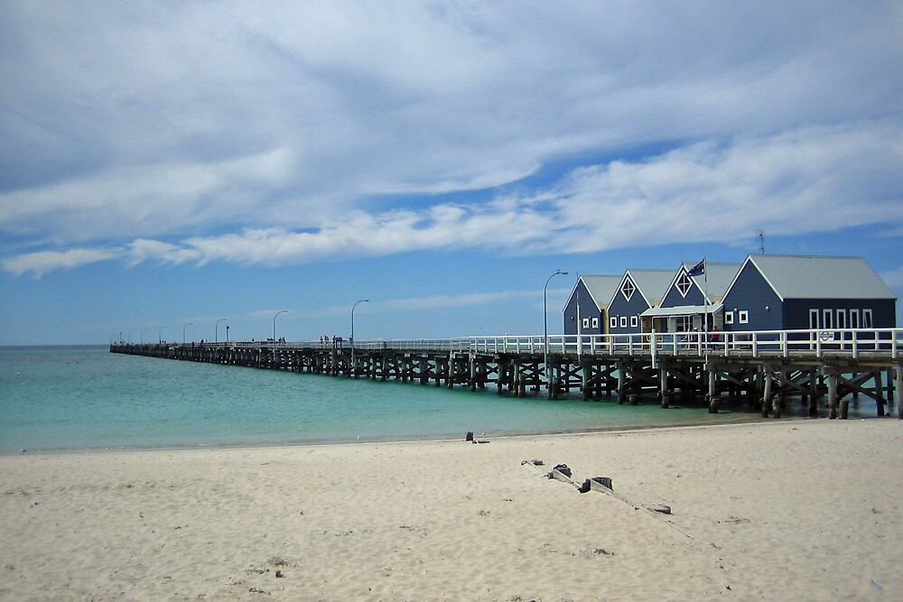 Busselton Jetty by Leigh Penfold