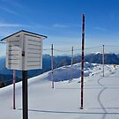 Weather Station on Monte Lussari by jojobob