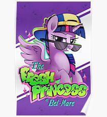 Fresh princess of bel mare Poster