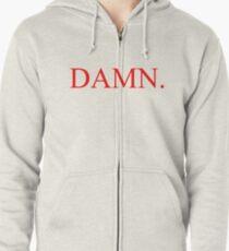 Kendrick Lamar - DAMN. Zipped Hoodie
