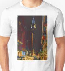 New York City Lights Unisex T-Shirt