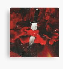 21 Savage Mode Album Cover  Canvas Print