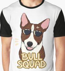 BULL SQUAD (brindle) Graphic T-Shirt
