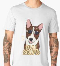 BULL SQUAD (brindle) Men's Premium T-Shirt
