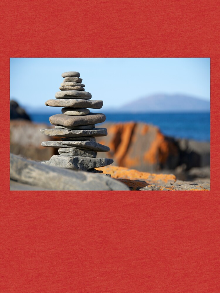 Rock stack by GreenNote