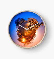 Nîmes, the arena Clock