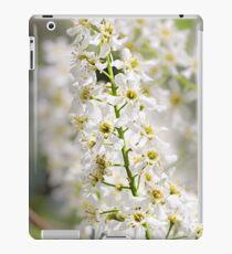 White brush of cherry. iPad Case/Skin