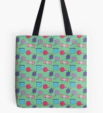Happy Knitting and Yarn Tote Bag
