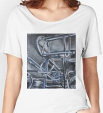 Blue Chairs Women's Relaxed Fit T-Shirt