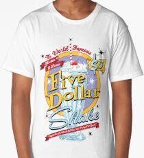Jack Rabbit Slim's Presents The Five Dollar Blue Bell Shake Long T-Shirt