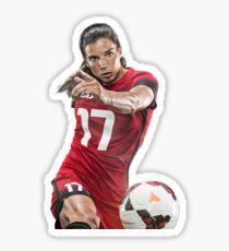 Tobin Heath Team USA Soccer Sticker