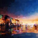 Night Light by Howard K.  Shyne