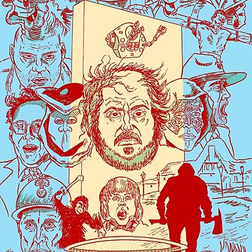 The Many Faces of Kubrick by matjackson