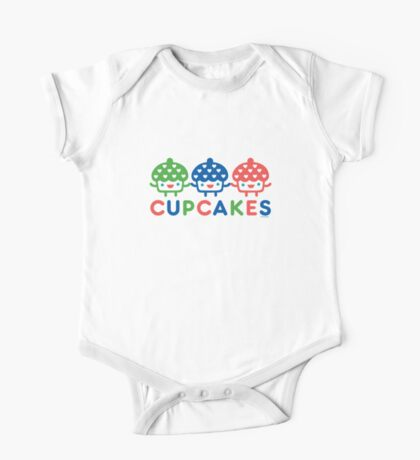 Cupcake Fun primary Kids Clothes