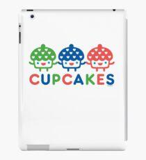 Cupcake Fun primary iPad Case/Skin
