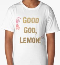 Good God, Lemon Long T-Shirt