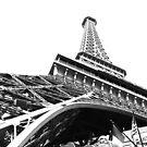Eiffel Tower by Steve Hunter