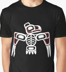 Tsimshian Eagle Graphic T-Shirt