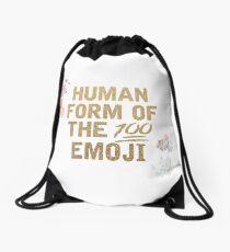100 Emoji Turnbeutel