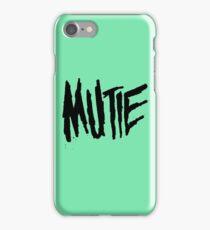 Mutie iPhone Case/Skin