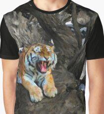 TheTiger Graphic T-Shirt