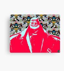 16 bit generation Canvas Print