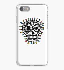 Sugar Skull - sharpie iPhone Case/Skin