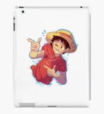 Monkey D. Luffy iPad Case/Skin