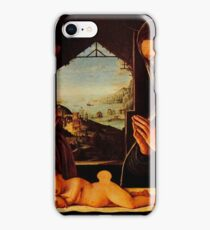 Another Missing Piece. iPhone Case/Skin