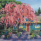 Candy Tree by Karen Ilari