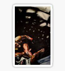 Queen - Women's MMA Oil Painting Sticker