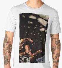 Queen - Women's MMA Oil Painting Men's Premium T-Shirt
