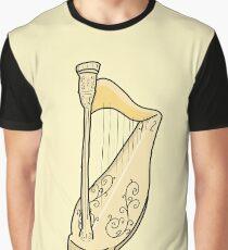 Harp Graphic T-Shirt