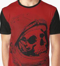 Tod auf dem Mars Grafik T-Shirt