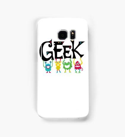 Geek Monsters Samsung Galaxy Case/Skin