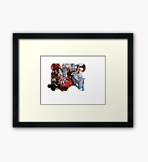 Just the Impossible Dream. Framed Print