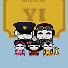 O'BABYBOT: House of Yi Family by Carbon-Fibre Media