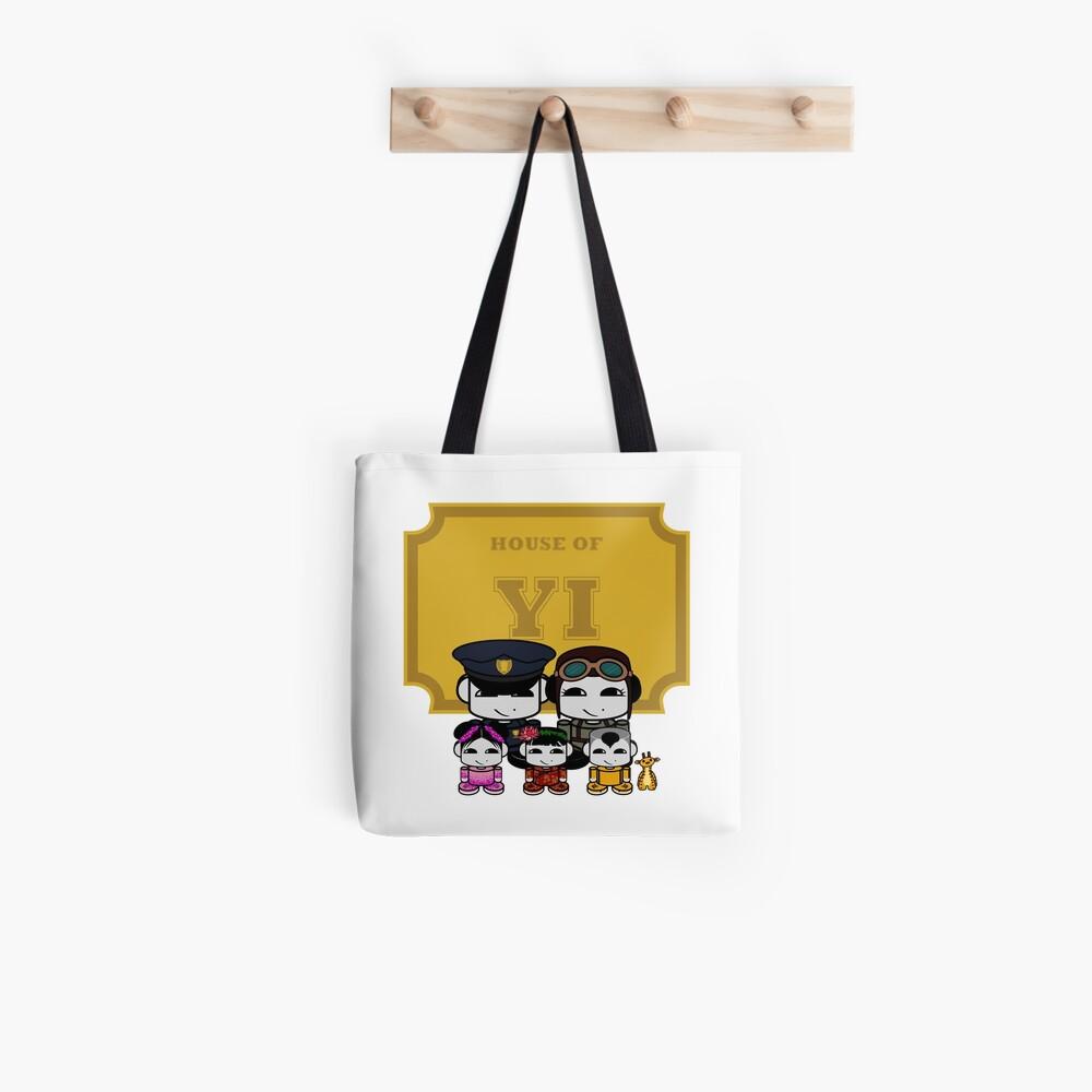O'BABYBOT: House of Yi Family Tote Bag