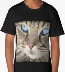Cat Long T-Shirt