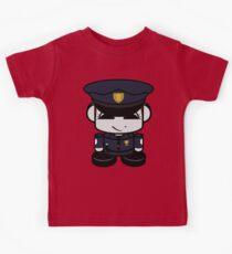 HERO'BOT Officer Opal Prime Kids T-Shirt
