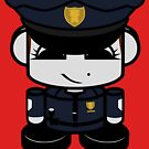 Police HERO'BOT Toy Robot 2.0 by Carbon-Fibre Media