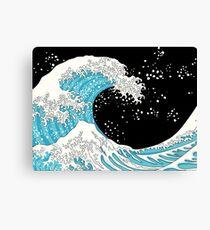 Kanagawa Wave Canvas Print