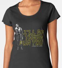 Captain's Orders Women's Premium T-Shirt