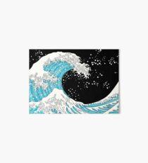 Kanagawa Wave Art Board
