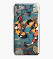Koi Watergarden iPhone Case/Skin