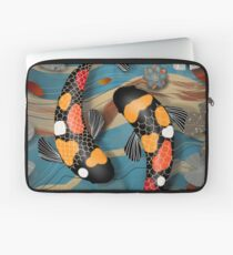 Koi Watergarden Laptoptasche