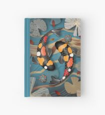 Koi Watergarden Hardcover Journal